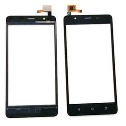 Черный Сенсорный экран Для MTC SMART SURF 2 4G Сенсорный Экран Сотового Телефона в Сборе Полная Бесплатная 3 м наклейки от