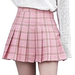 34a77ac44 Distribuidores de descuento Faldas Plisadas Viento | Faldas Plisadas ...