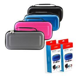 Pour Nintend Switch Game Bag Sac De Transport Étui Dur shell EVA Haute Qualité Portable Sac De Transport Pochette De Protection Sac Commutateur ? partir de fabricateur