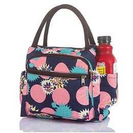 Lancheiras À Prova D 'Água Isolada Lunch Box Bag Sacos de Tote Sacos de Almoço Térmica para o Trabalho Escola Piquenique Pesca cheap tote lunch box de Fornecedores de caixa de almoço