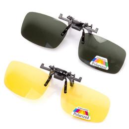 Близорукость использование глаз прилив солнцезащитные очки тип диск водитель автомобиля ночного видения очки мужчины и женщины / поляризованный свет смешать кусок тактические смолы линзы от
