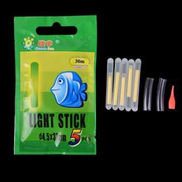 iluminação multi cores Desconto 10/15 pcs Noite de Pesca Luminosa Flutuante Fluorescente Light vara Rod Multi-Color LightsDark Glow Vara ferramentas de pesca