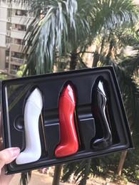 Parfum naturel parfum en Ligne-TOP France GIRL Hauts Talons Eau De Parfum Parfum Pour Femme 3pcs De Longue Durée Parfum Déodorant Spray Naturel Toilette Encens 25ML * 3.