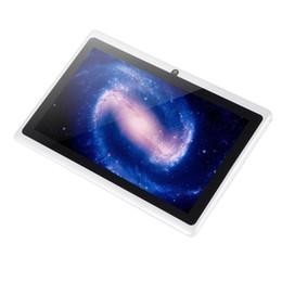 tableta llamada Rebajas Llamada de teléfono original de 7 pulgadas Sistema Android Tableta PC Memoria grande 4g 8g Tableta Android Venta de teléfono inteligente a prueba de golpes Tableta a prueba de golpes ka14