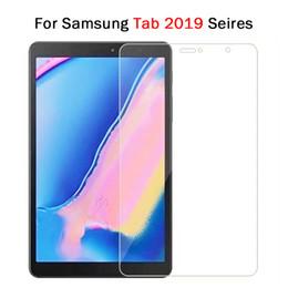 Deutschland 9H gerader Rand Ausgeglichenes Glas-Schutzfolie für Samsung 2019 TAB A 10.1 T510 S5E T725 10.5 Registerkarte Erweitert 2 T583 P200 cheap advanced protector Versorgung