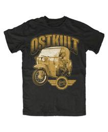 Ostkult Duo T-Shirt Schwarz S51 S50 Schwalbe DDR Zweirad Kult Drôle livraison gratuite Unisexe Casual Tshirt ? partir de fabricateur