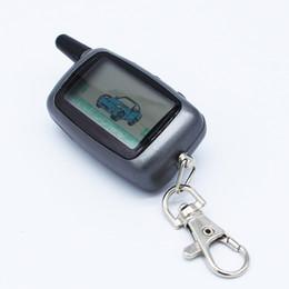A9 alarm online-Starline A9 LCD-Fernbedienung Schlüsselbund / Schlüsselanhänger für die Fahrzeugsicherheit Zweiwegautowarnungssystem Starline Twage A9