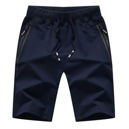 2019 strickstrumpfhose Feitong 2019 Männer Sporting Beaching Hose Herren Sommer Strick Sport Pure Color Cotton Casual Beach Pants günstig strickstrumpfhose