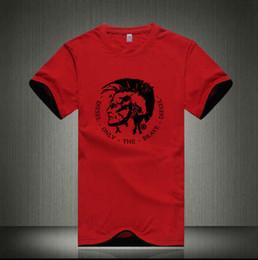 Estilos de ropa baratos online-5966 estilo de moda nuevo Diseño s-5xl Camiseta Top hombre Ropa hip hop Ropa deportiva de moda de manga corta barata