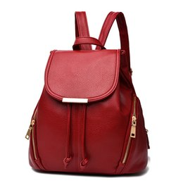 18548142a630 Shoulder bag 2019 new wave female backpack spring and summer new student  fashion casual Korean version of the female bag for travel