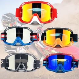 Fox Air Brillen im Freien Reiten Motorrad Speed Game Helme Frauen Männer Designer Sonnenbrillen 5 Farben A von Fabrikanten