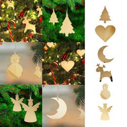 7 Pièce Bonhomme de neige Arbre De Noël Babiole Boîte Cadeau Rouge Blanc Décoration Ornement