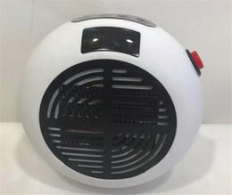 Deutschland Raumheizungen Tragbare Handliche Heizung Insta Wandauslass Digital Plugin Elektrische Raumheizungen Luftventilator Warme Haushaltsleistung 400 Watt / 600 Watt Versorgung