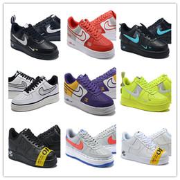 Argentina nbspNIKE AIRnbspFORCEnbspAF1 2019 zapatillas deportivas LOW conjuntamente zapatos de tabla para hombre y mujer zapatos de senderismo al aire libre tamaño 36-45 Suministro