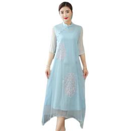 2019 été élégante dames soirée robe de soirée améliorée demoiselle d'honneur asiatique mariage nouveauté cheongsam hors épaule qipao robes ? partir de fabricateur