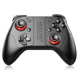 bluetooth oppo Rabatt MOCUTE 053 Wireless Bluetooth Gamepad Joystick Game Controller für Android Samsung / Huawei / oppo / vivo // LG / Google Android-Gerät PC