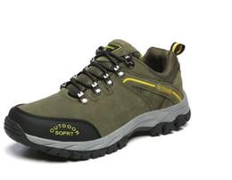 stivali da combattimento deserto del mens Sconti Stivali tattici militari per uomo in pelle impermeabile scarpe rotonde Toe Mens Combat Desert scarpe casual Plus Size 39-49