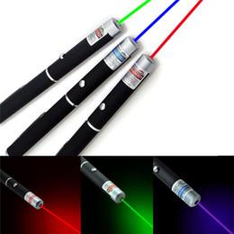 padrão verde ponteiro laser Desconto Luz vermelha Verde Caneta Laser Pointer Laser Pointer Pen Para SOS Montagem noite Caça ensino Xmas presente Opp Pacote DHL Frete Grátis