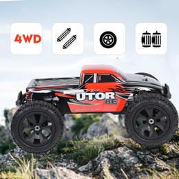 voitures rc sans balais pour Promotion BSD RACING 2.4GHz 1/8 4WD 3CH voiture télécommandée 120A moteur brushless étanche ESC 70km / h RC jouet de voiture hors route pour enfants cadeau