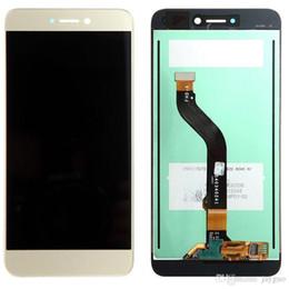 Huawei p8 numériseur en Ligne-15 PCS Haute qualité pour Huawei P8 Lite 2017 LCD display + digitizer à écran tactile pour Huawei P 8 Lite 2017 en Stock