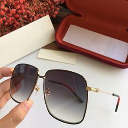784ee71d18a725 ... soleil carrées pour femmes 0394s Havana Rose Fuchsia Glitter Marron  Verres Verres De Haute Qualité Nouveau avec boîte lunettes de soleil havane    vendre