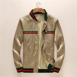 2019 imagens naturais do peito 8LouisVuittonGucciItaliano jaqueta de marca Men mulheres luxo qualidade Moda carta Casual impressão roupas casaco Top 22