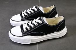 Bonnes chaussures de tennis en Ligne-MAISON MIHARA YASUHIRO x Chaussures de running Nigel Caburn, chaussures de loisirs à la mode pour hommes, bon prix, beaux magasins en ligne pour la vente