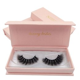 22ceeb24658 Discount lashes box - High quality makeup 3d mink false eyelashes eyelash  extension 17mm with packaging