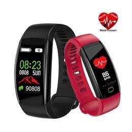 tariffe cellulari Sconti New Fashion Color Screen Bracciale sportivo Smart Heart Rate Sensing Long Standby per ios Android Mobile Phone