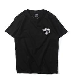 Hochwertiges straßent-shirt online-T-Shirt Männer Frauen T-Shirt Hip Hop Street Culture Hochwertige Baumwoll T-Shirt 113519