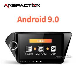 subaru dvd spieler Rabatt android 9.0 auto dvd player radio für kia k2 rio 2010 2011 2012 2013 2014 2015 2016 2017 gps navigation multimedia stereo autorad