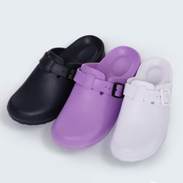 zapatos de deslizamiento de enfermería Rebajas Zapatos médicos Zapatillas Hombres Médicos Enfermeras Zapatos de trabajo quirúrgicos Zapatillas antideslizantes Otoño Verano Zapatillas Hombre Chef Zapatos casuales