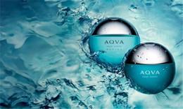 Energia doméstica on-line-Alta fragrância Pour casa marinha EAU DE TOILETTE colônia para homens fascinados energia masculina de água 100 ml frete grátis