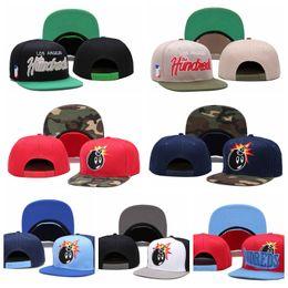 Chapéus de bomba on-line-2019 verão As Centenas bomba camo bonés de beisebol snapback chapéus casquette bordado letra osso menina para as mulheres homens cap