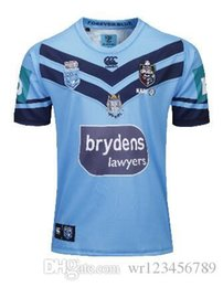 camicie origine Sconti Top quality Welsh holden nswrl 2019 2020 NRL National Rugby League Nsw origini Rugby jersey 18 19 20 NSWRL Holton Maglia maglie