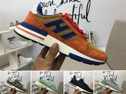 best sneakers f9b8b 7cb30 Neue Art und Weise ZX 500 der beiläufigen Schuhe RM-Goku-Mannfrauen 500  Turnschuhe ZX500 der Dragon Ball Z graue laufende Schuhe 36-45 rabatt rm  mode
