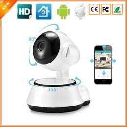 2019 neue drahtlose kamera ip Neue Home Security IP Kamera Drahtlose Smart WiFi Kamera WI-FI Audio Rekord Überwachung Baby Monitor HD Mini CCTV iCSee rabatt neue drahtlose kamera ip