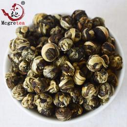 2019 chá chinês barato [mcgretea] 2019 Promoção! 250g de jasmim superior flor chá premium jasmim dragão pérola chá verde de cuidados de saúde