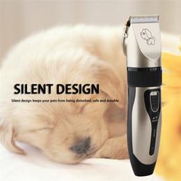 Машинка для стрижки собак Cordless Pet для стрижки - Профессиональная аккумуляторная для маленьких средних и больших собак Кошек и других домашних животных от