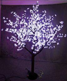 albero di ciliegio verde chiaro Sconti LED Albero di ciliegio in fiore Luce Albero impermeabile impermeabile all'aperto, 5 piedi, 540leds Rosa Verde Bianco Blu Colore per Natale Vacanze di nozze
