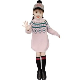 0d09f1c6b2 Girls Winter Sweaters Mixed Color Winter Boy Girl Kid Thick Warm Knitted  Bottoming Turtleneck Shirts Children High Collar Pullover Sweater