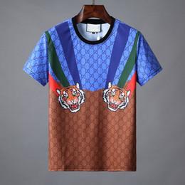 92e27035b9 Medusa Fashion Luxury tees Diseñador para hombre T Shirt Estampado de los hombres  camisetas Verano de manga corta Tops Casual Marca Hip Hop Skulls camisetas