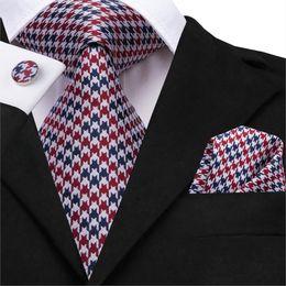 """noir avec silver dots hommes classique soie cravate /& mouchoir set 020 3.3/"""" = 8cm largeur"""