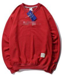 Deutschland Marke Hip Hop Hoodie Männer Stickerei T-Shirt Langarm 100% Baumwolle gepolsterte Polo Anzug Shirt Männer T-Shirt Hip 3D Designer Männer T-Shirt. cheap padded long sleeve shirt Versorgung