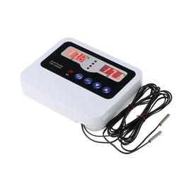 Canada Hot New Ac110 240v 30a Thermomètre Numérique Instruments de Température Meilleur Intelligent Thermostat Régulateur Contrôleur Capteur Thermorégulateur Offre