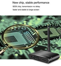 Nuevo WiFi Adaptador de video AV MiraScreen inalámbrico, Inalámbrico HDMI VGA AV Dongle a 1080P HDTV Adaptador de pantalla multimedia HDMI TV Miracast DLNA Airplay desde fabricantes