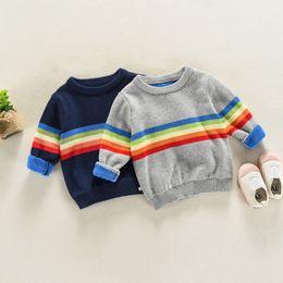 2fae2e5fee68 Discount Children Girl Rainbow Sweater