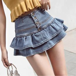 c774a575d1493 Promotion Mini Jupe Jeans | Vente Jupe Mini Jeans Pour Femme 2019 ...