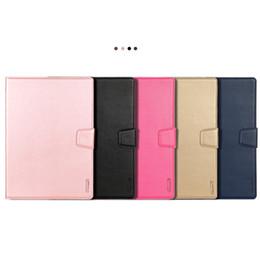 "PU Leather Flip clássico Photo Frame Caso Carteira magnética para iPad iPad Mini Air Pro New 12.9"" Ipad Pro Cubra com cartão estar slot de"