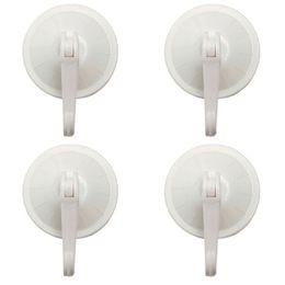 Вакуумный крючок онлайн-4шт 5.5cm Пластиковой присоска сильного держателя крюк ванная Круглая Съемные висячий Бесшовные Vacuum